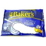 Bakers Angel Flake Sweetened Coconut (American)